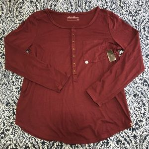 Eddie Bauer Long-Sleeved Tee